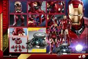 Hot Toys – Qs012 Iron Man - 1/4th Scale Iron Man Mark Iii Deluxe Version)action