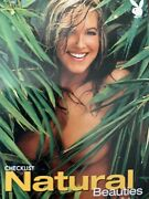 New Playboy's Natural Beauties Trading Cards / 100 Cards In Total.