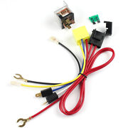 12v 80a Relay Harness Kit Air Horn Wire Harness For Car Truck Motorcycle Train