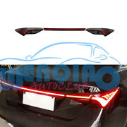 Fit For Toyota Avalon 2019-21 Led Tail Light Assy+through Trunk Tail Light Refit