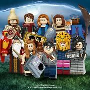 Lego Collectable Minifigures71028 Harry Potter Series 2 Limited 60 Packs 1 Ctn