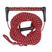 Obcursco Wakeboard Rope Water Sport Line With Eva Handle. Ideal For Water Ski...