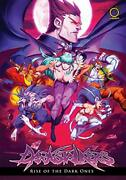Darkstalkers Rise Of The Night Warriors By Siu-chong, Ken Book The Fast Free