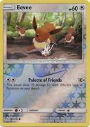 Eevee - 105/156 - Common Reverse Holo Near Mint Sun And Moon Ultra Prism 2b3