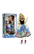 Disney Store Alice In Wonderland Mary Blair Limited Edition Doll ✅ ✅new ✅✅