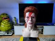 David Bowie Life Size Bust