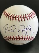 2004 David Wright Signed Rookie Biography Limited Edition Official Mlb Ball 2/5