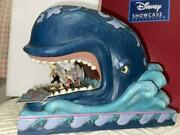Open Only Pinocchio Zepet's Good Old Monstro Disney Tradition