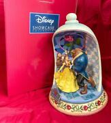 Disney Tradition Beauty And The Beast 30th Anniversary Jim Shore