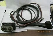 Clean Maybe New Old Stock Mercury Quicksilver Tiller Handle Key Start Harness