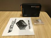 Wattbox Ip Power Strip Model Wb-150-ip-1b-2|1 Controlled Bank|2 Outlets