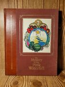 Vintage Signed Mystery Of The Pink Waterfall By Dwayne Moulton 1980 Illustrated