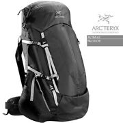 Holiday Opened Arc'teryx Altra 65 Backpack Arcteryx 11618 Carbon Copy