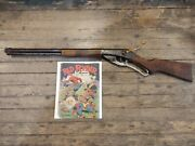 1940and039s Daisy Red Ryder Bb Gun Number 111 Model 40 Carbine With Red Ryder Comic