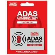 Autel Adas Calibration Software Upgrade For Ms908 And Mselite Series - Brand New
