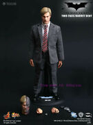 Hot Toys Mms081 The Dark Knight - 1/6th Scale Two Face Harvey Dent Action Figure