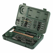Advanced Gunsmithing Tool Kit Green Includes High Quality Steel Punch Brass New