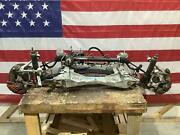 97-00 Chevy Corvette C5 Front Suspension Dropout W/ Brakes And Steering