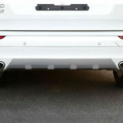 For Volvo Xc60 2018-2021 Steel Front+rear Bumper Skid Protector Guard Plate Trim
