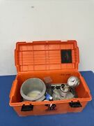 Forney Concrete Air Meter Kit / Press-aire Meter Kit La-3016 Free Shipping