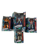 Transformers Siege Earthrise War For Cybertron Optimus Prime Massive Lot Of 4