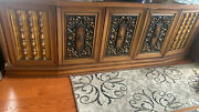 The Fisher 1970 Antique Tv Cabinet With Built In Cd Player