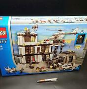 Lego City Police Station 7237 In 2005 New Retired