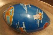 Original Nerf Football Blue Parker Brothers Factory Sealed Lionel Price Sticker