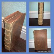 Moral Law Expounded Lancelot Andrewsking James Bible1642 1st Ed. Small Folio