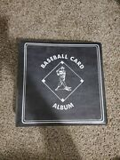 1990 Upper Deck Baseball Card Collection In Binder. 390+ Cards