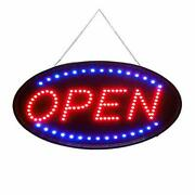 Sk Depot Open Sign Premium Products 19x10 Led Open Sign Electronic Billboar...
