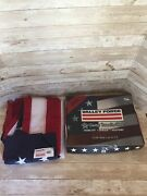 Valley Forge Perma-nyl Sewn American Flag 3andrdquox5andrdquo Made In Usa Commercial Grade