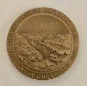 Grand Canyon National Park 50th Anniversary Medal 1919-1969