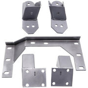 Engine Motor Transmission Mount Set For Nissan 240sx S-chassis S13 S14 1989-1998