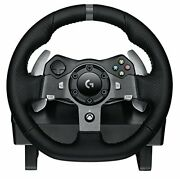 Logitech G920 Driving Force Racing Wheel For Xbox One And Pc - Cable - Usbxbox