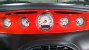 97-02 Chrysler Plymouth Prowler Speedometer Cluster No Bezel Tested See Notes