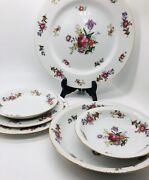 Made In Occupied Japan Gold Rim Floral China Set