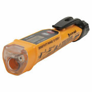 New Klein Tools Ncvt-4ir Non-contact Voltage Tester With Infrared Thermometer