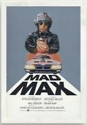 V-24 Film Mad Max Art Posters Framed Selectable Movie