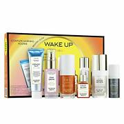 Sunday Riley Wake Up With Me Complete Brightening Morning Routine Kit 1 Ct.