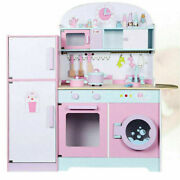 Kitchen Accessories Kids Playsets Cooking Machine Pretend Play Toy Role Play