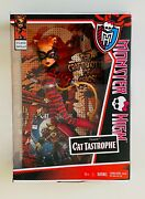 Monster High Toralei Cat Tastrophe Power Ghouls Doll - New In Box