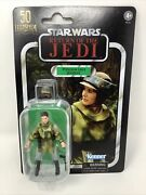 Star Wars The Vintage Collection Princess Leia Endor Vc191 - New Sealed