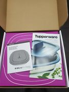 Tupperware Micropro Grill Micro Pro Series Use In Microwave Brand New In Box