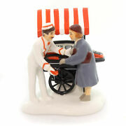 Department 56 Accessory Snow Village Sidewalk Sweets Mid-year Release 4054975