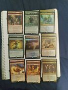 Mtg Strixhaven School Of Mages Rare Lot 71 Cards All Rare 3 Foil 2 Borderless