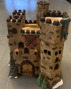 Dickenand039s Village Series 59161 Kenilworth Castle Christmas Decorations Gift 🏰🎄