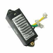 Brand New Alternator Voltage Regulator Battery Cutout Fit For Ford 3600 Tractor