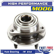 Moog Front Wheel Bearing And Hub For 05-10 Pontiac Pursuit Chevy Cobalt Non-abs