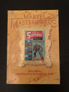Marvel Masterworks, Iron Man, From Tales Of Suspense Nos. 39-50, 1992, Hardcover